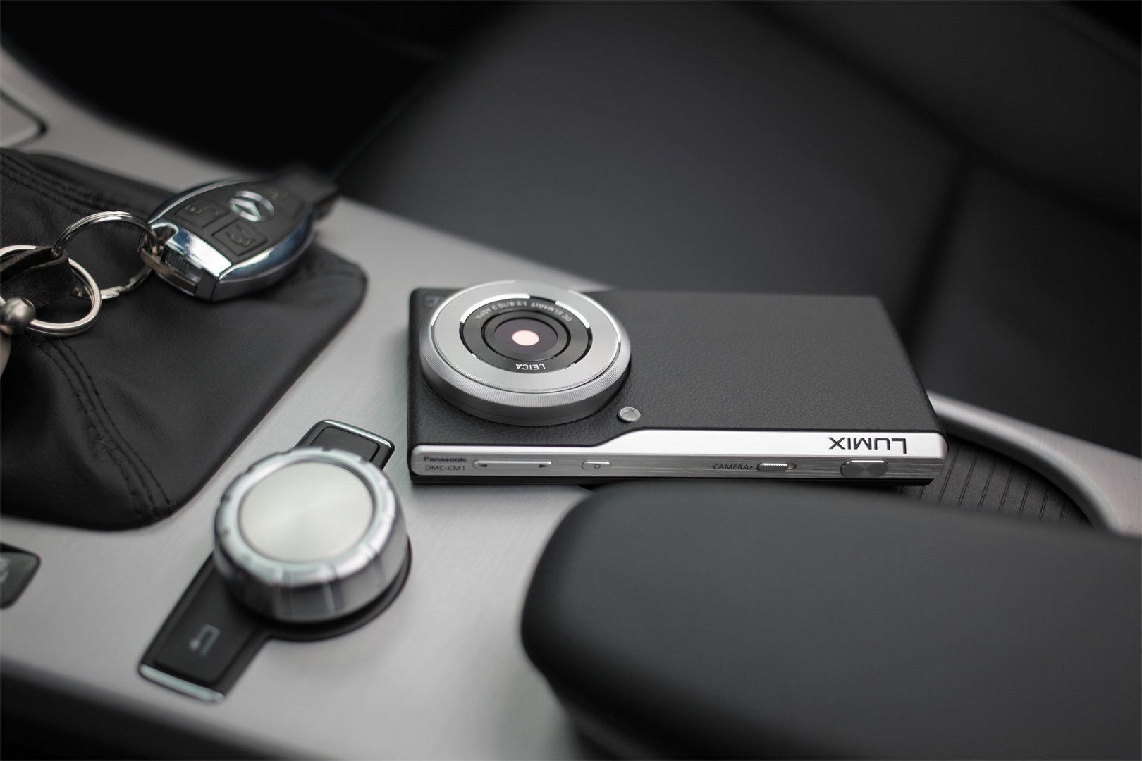 Panasonic Smart Camera CM1