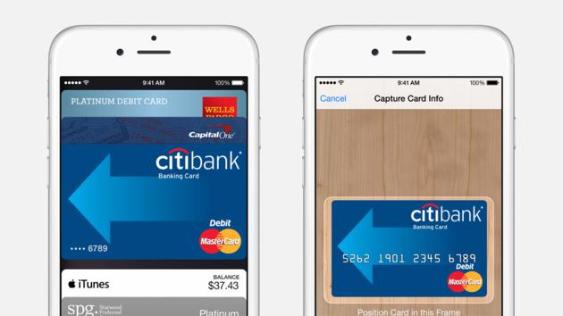 Apple Pay: Nur Apple kann NFC des iPhone 6 nutzen