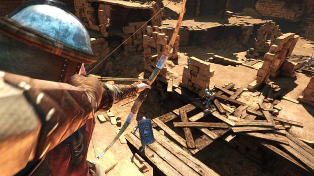 Last-Gen-Konsolen: Chivalry: Medieval Warfare für PlayStation 3 und Xbox 360