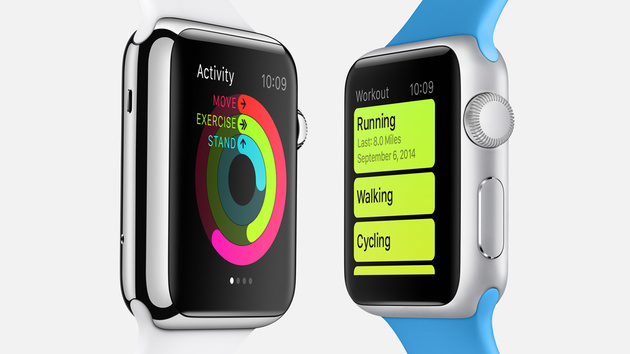 Apple Watch: LG soll das AMOLED-Display liefern