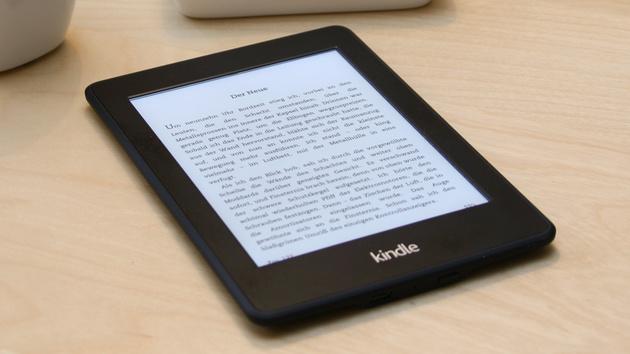 Kindle: Neue E-Book-Reader von Amazon im Oktober und November