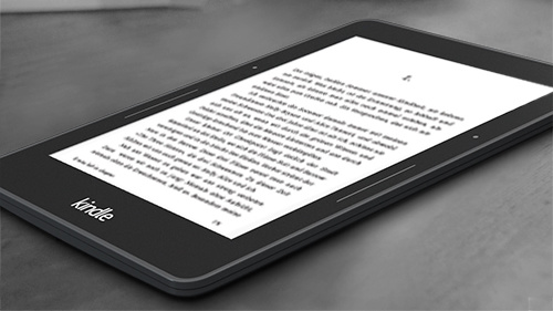 Amazon: Kindle Voyage verpackt 300 ppi in Magnesium