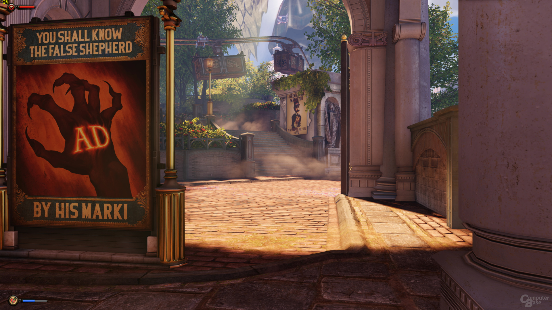 BioShock Infinite - 4× DSR & 33 % Smoothness