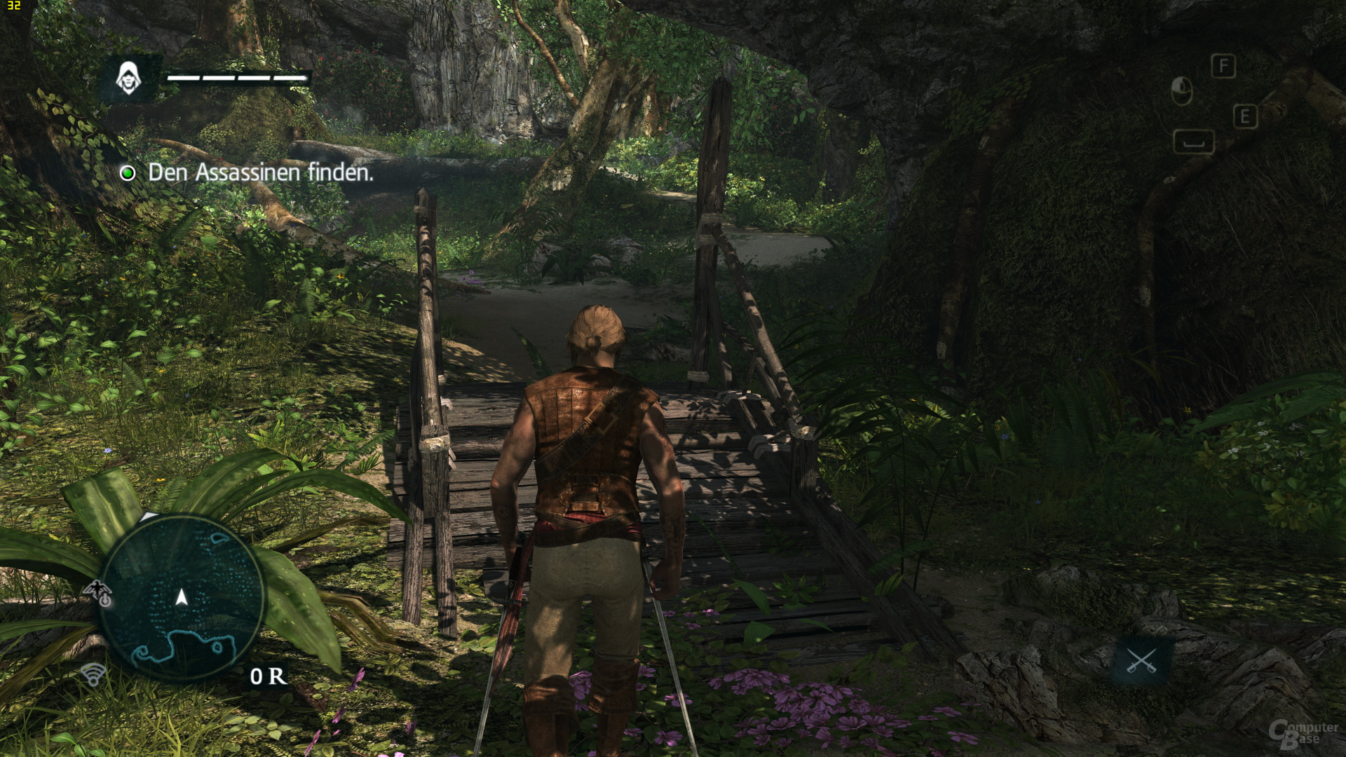 Assassin's Creed 4 - 4× DSR & 0 % Smoothness