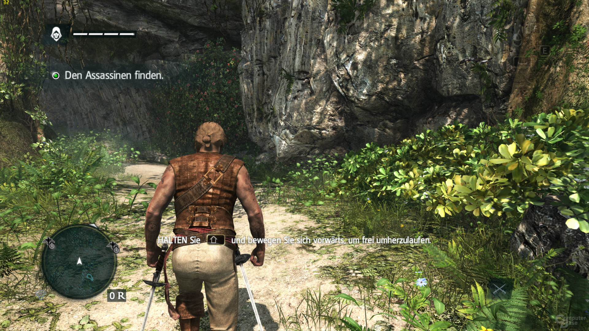 Assassin's Creed 4 - 4× DSR & 33 % Smoothness