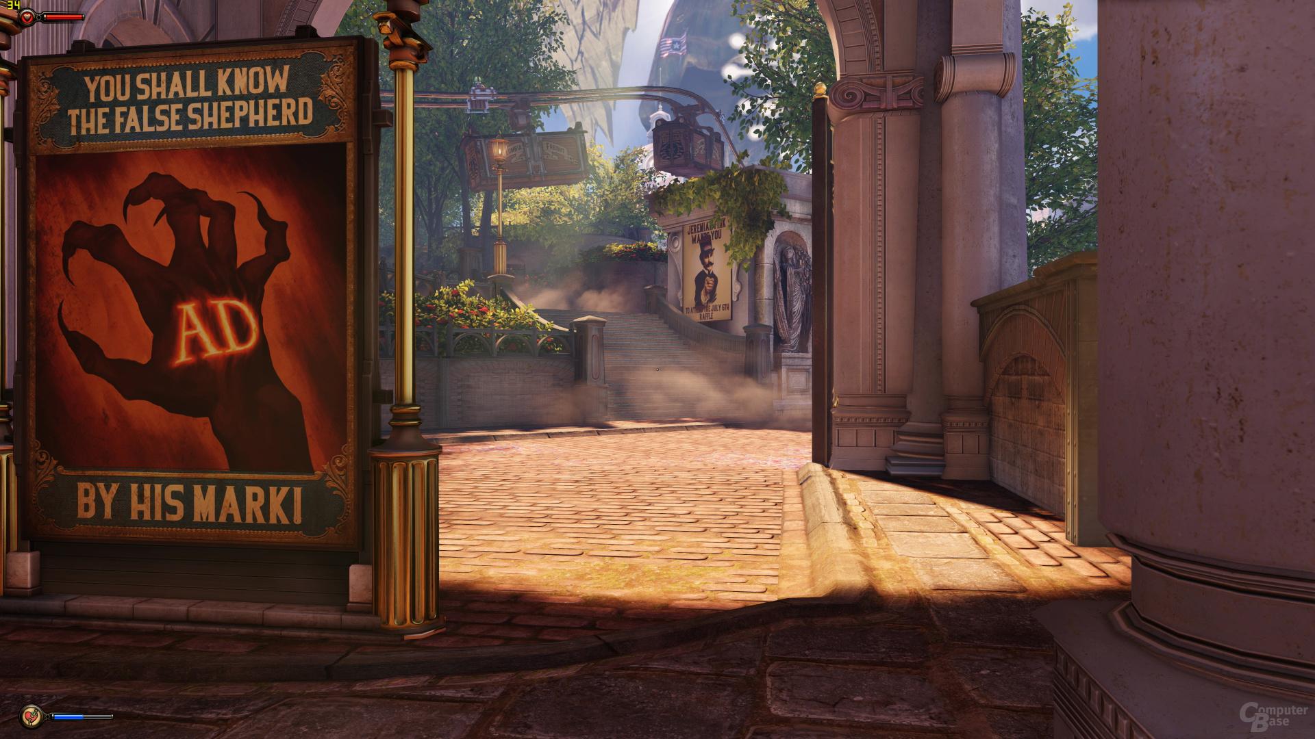 BioShock Infinite - 4× DSR & 0 % Smoothness