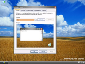 Windows Longhorn Desktop