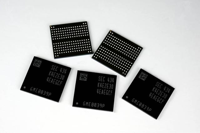 Samsung 20 nm 6 Gb LPDDR3