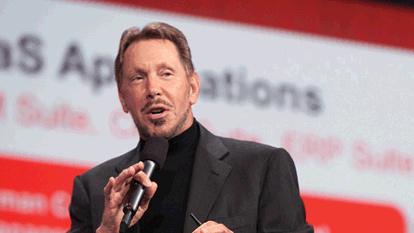 Oracle: CEO Larry Ellison tritt nach 37 Jahren zurück