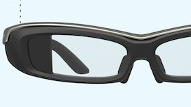 Sony: SmartEyeglass ab März 2015 für Entwickler