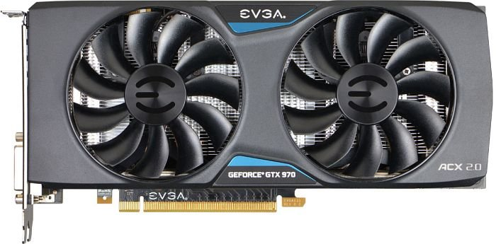 EVGA GeForce GTX 970 ACX 2.0 (Superclocked)