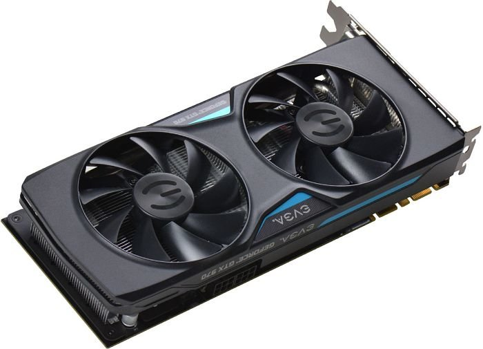 EVGA GeForce GTX 970 ACX (Superclocked)