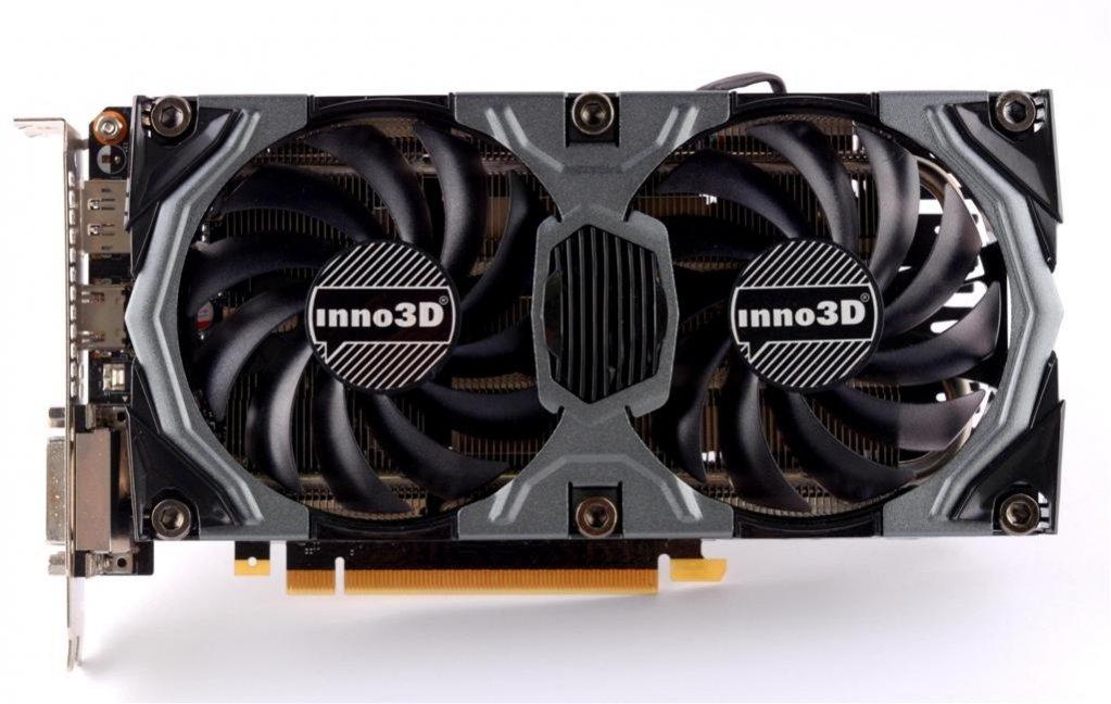 Inno3D GeForce GTX 970 HerculeZ X2