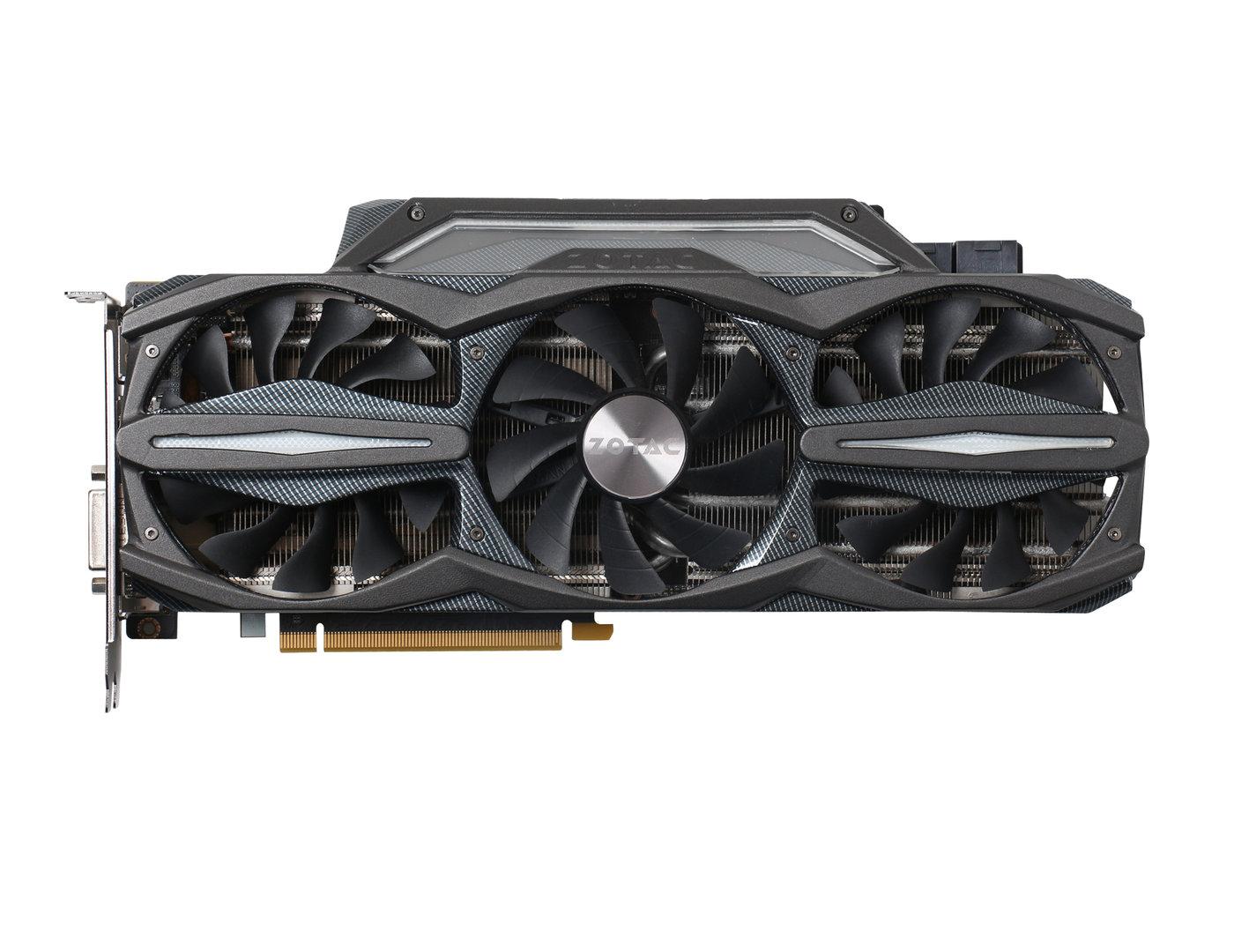Zotac GeForce GTX 980 AMP! Extreme