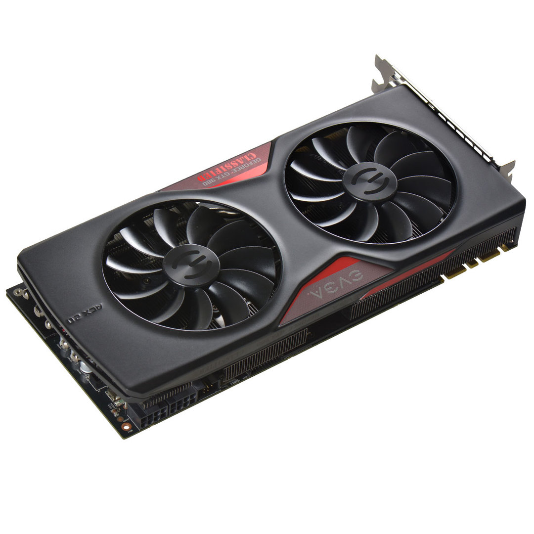 EVGA GeForce GTX 980 Classified ACX 2.0