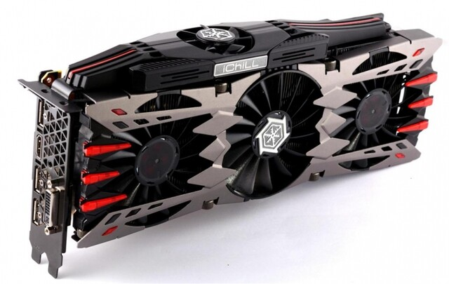 Inno3D GeForce GTX 980 iChill Air Boss