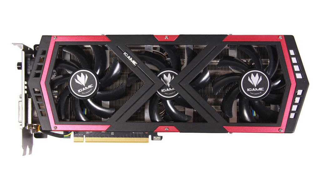 Colorful iGame GeForce GTX 980