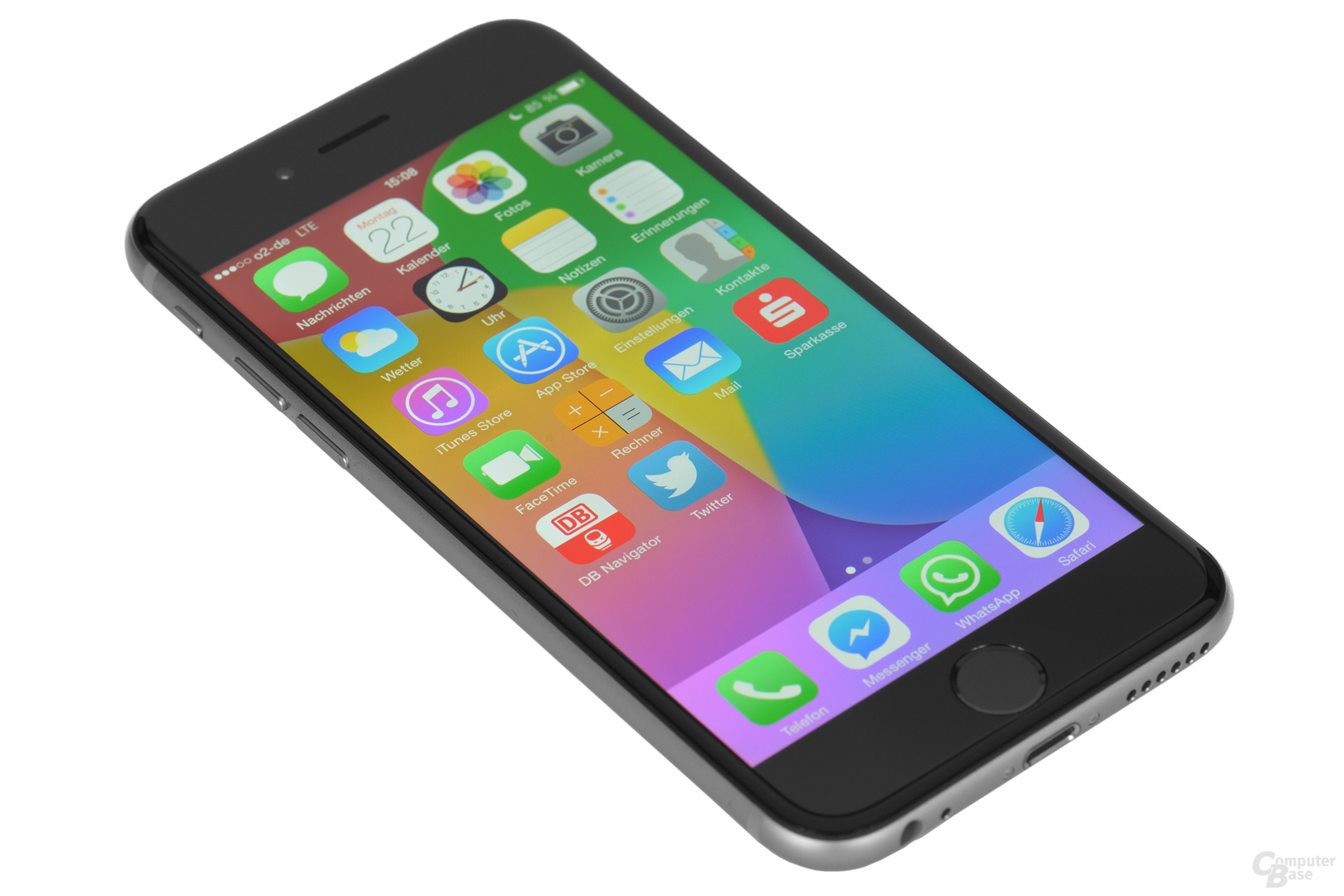 bild apple iphone 6 im test 1 29 computerbase. Black Bedroom Furniture Sets. Home Design Ideas