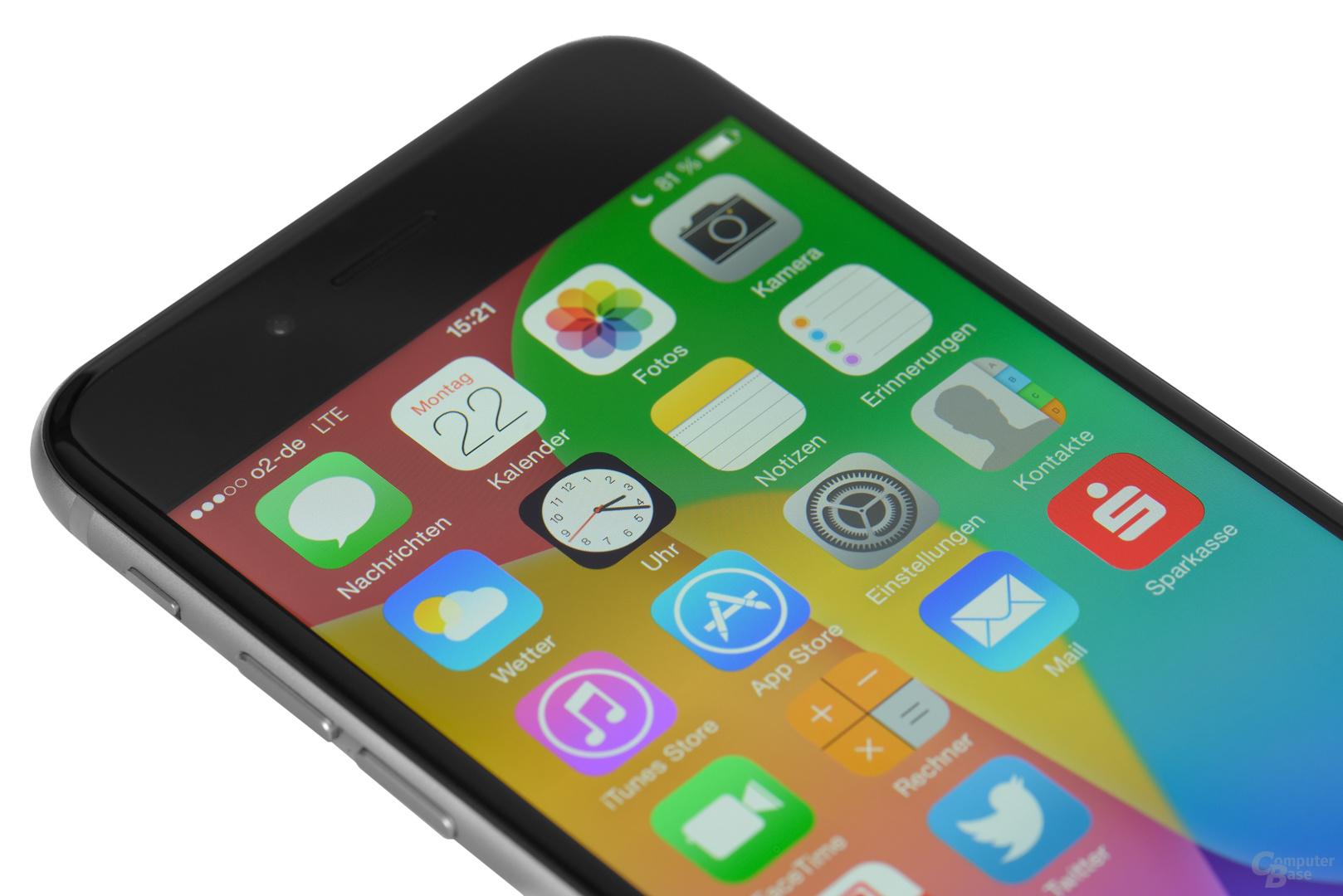 Iphone  Probleme