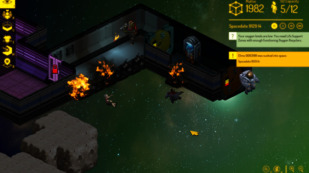 "Double Fine: Location wichtiger als ""Early Access""-Spiel ""Spacebase DF-9""?"