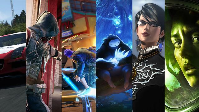 Die besten Spiele im Herbst 2014