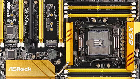 Mainboard: ASRock X99 OC Formula für knapp 300 Euro lieferbar