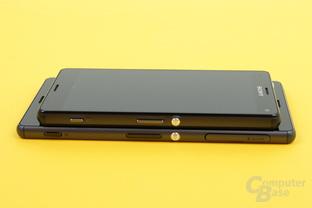 Eine Z3-Serie, aber mit jeweils eigenständigem Design