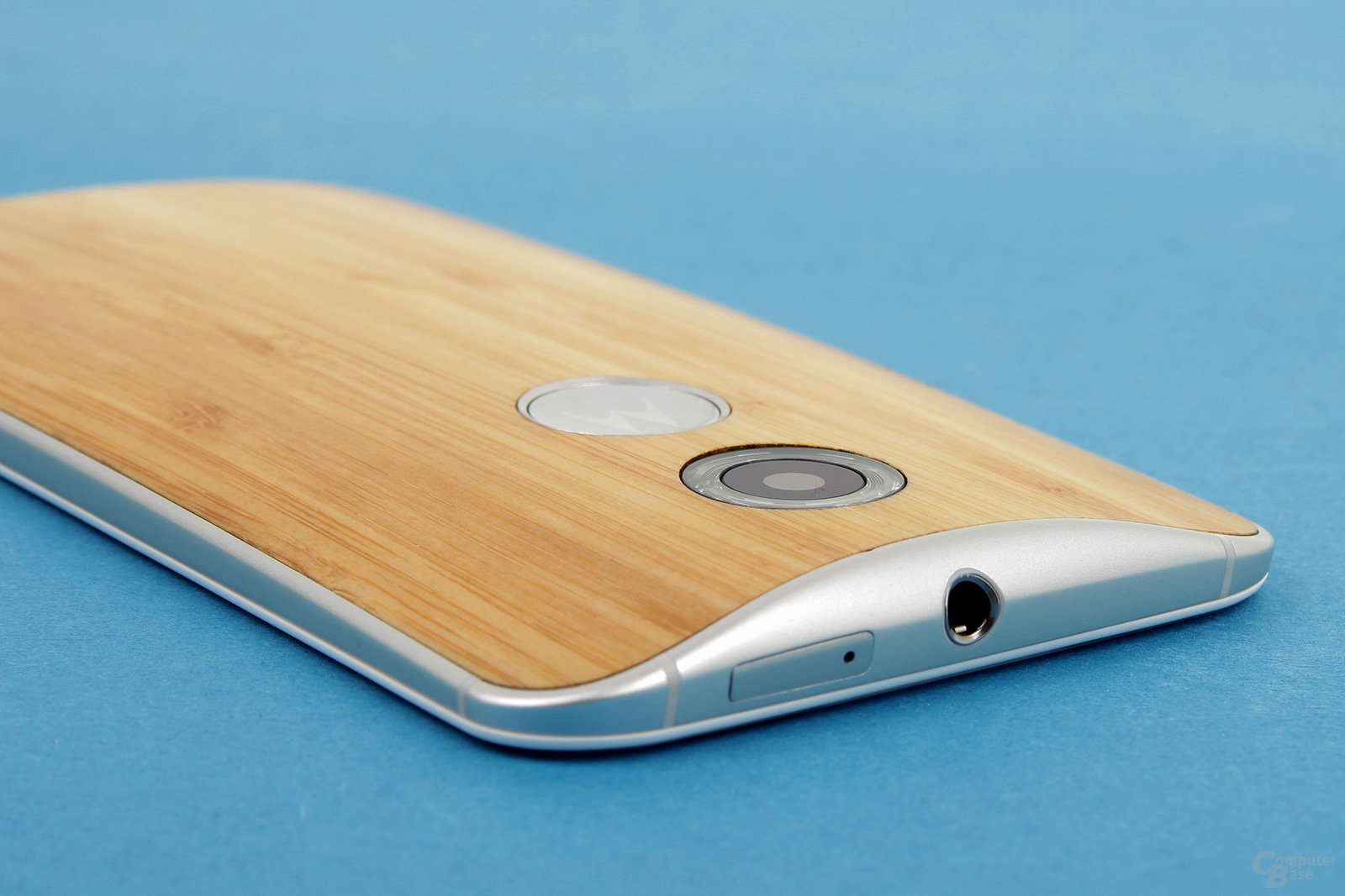 Motorola Moto X 2014 – Hochwertige Materialien