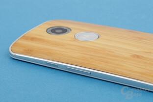 Motorola Moto X 2014 – Aluminiumrahmen statt Kunststoff