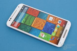 Motorola Moto X 2014 – Display mit Full-HD