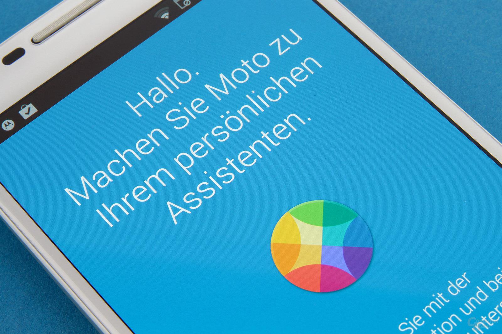 Motorola Moto X 2014 – Zahlreiche hilfreiche Werkzeuge schon integriert