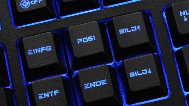 Tastatur: Sharkoon überarbeitet Skiller