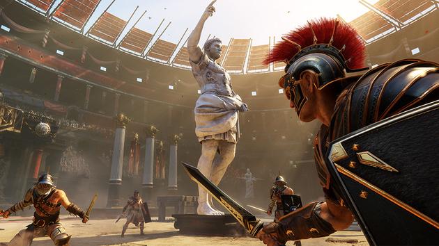 Crytek: Keine Mikrotransaktionen für Ryse: Son of Rome