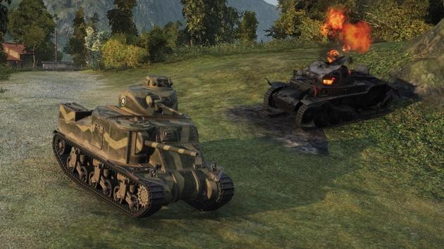 World of Tanks: Update 9.3 mit Strafen für regelmäßige Deserteure