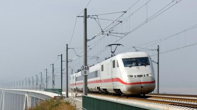 Deutsche Bahn: Kostenloser Internetzugang in der 1. Klasse