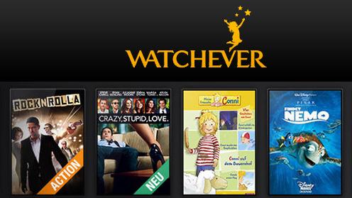 Video-on-Demand: Verkauf von Watchever im Gespräch