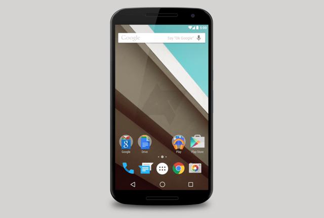 Rendering soll Nexus 6 zeigen