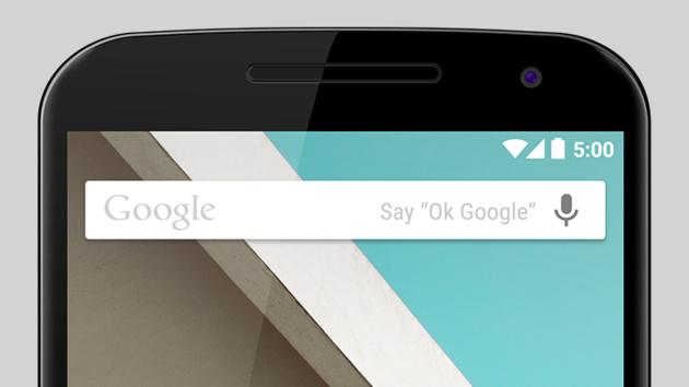 Nexus 6: Rendering soll neues Google-Smartphone zeigen