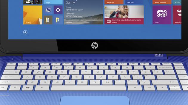 HP Stream: Den Chromebook-Gegner gibt es doch ab 200 Dollar