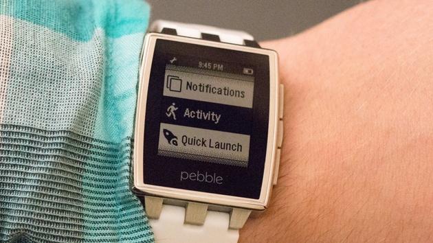 Pebble: Smartwatches werden Fitness-Uhren und günstiger