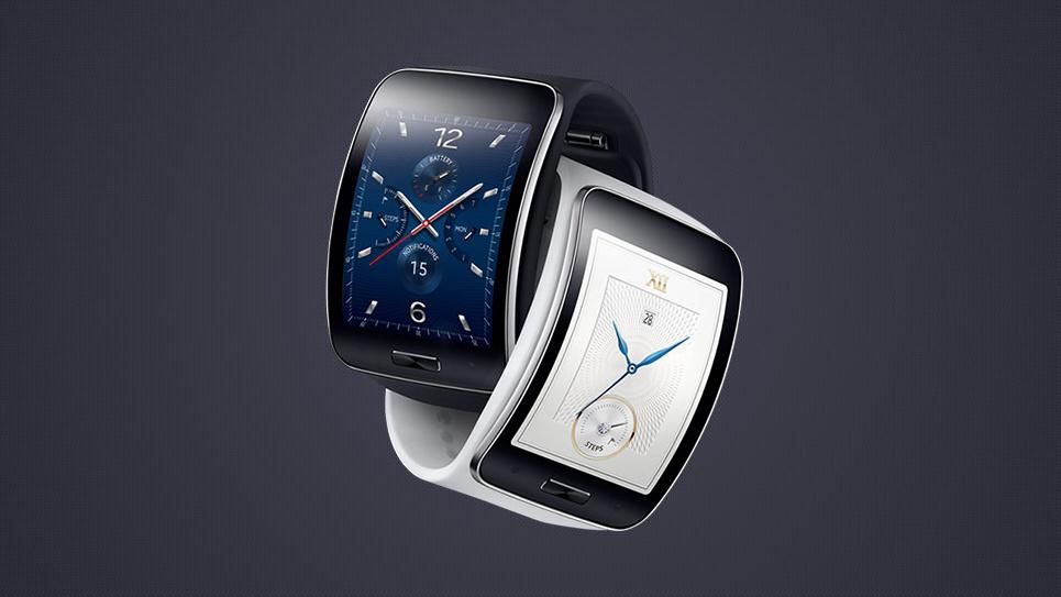 Samsung Gear S ab 17. Oktober für 399 Euro