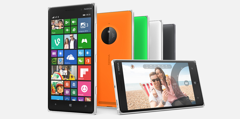 Microsoft Lumia 830 ab 6. Oktober für 399 Euro