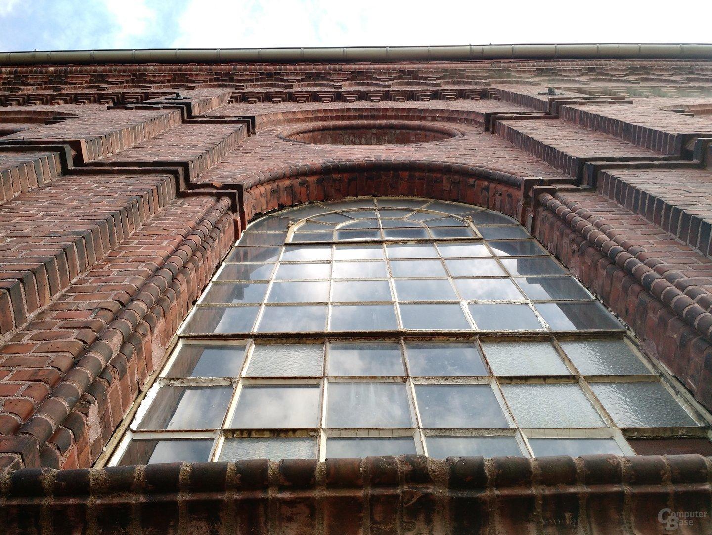 Motorola Moto X 2014 Gebäude-Aufnahme
