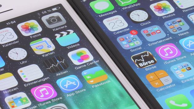 Apple iPhone: Auch iOS 8.0.2 hat Probleme mit dem WLAN