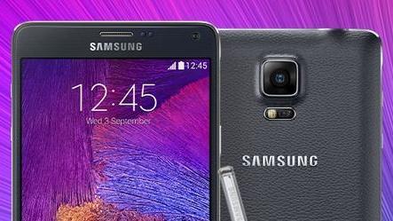 Samsung Galaxy Note 4: Ab 17. Oktober für 770 Euro in Deutschland