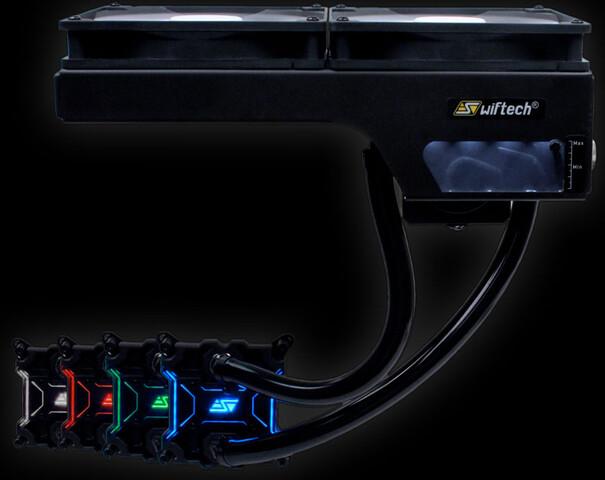 Swiftech H240X