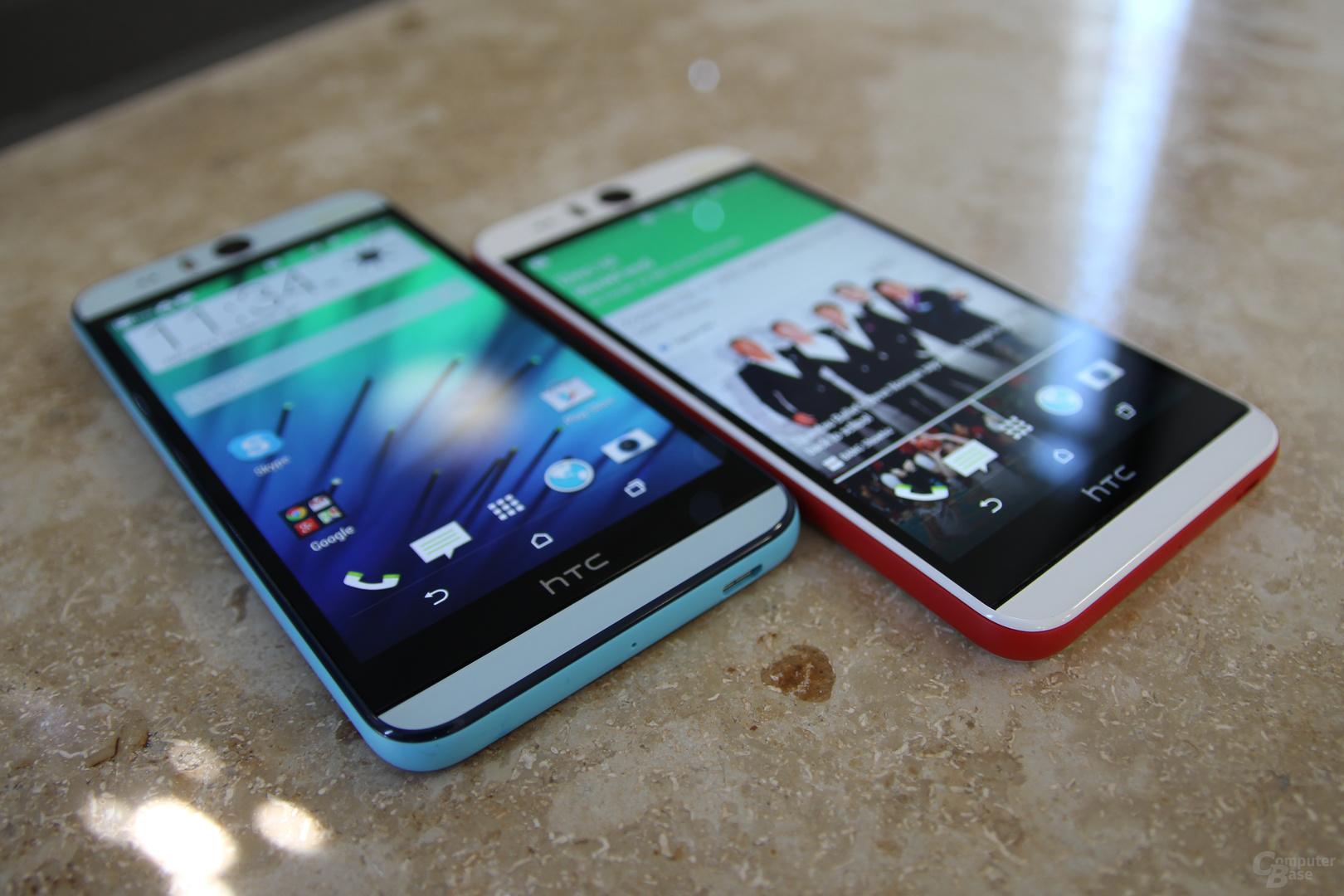 HTC Desire EYE ausprobiert