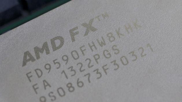 FX-8310: AMD enthüllt 100 MHz schnellere CPU für AM3+