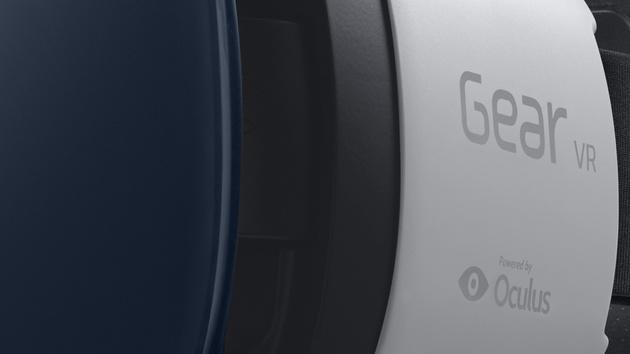 Gear VR: Samsungs VR-Brille für den 1. Dezember erwartet