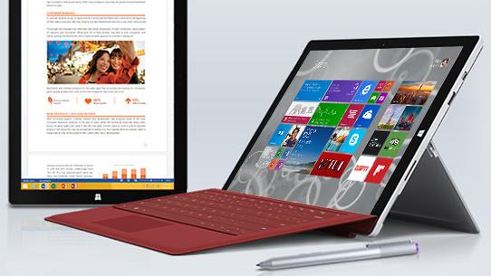 Microsoft: Surface 3 und Mini sollen noch im Oktober kommen